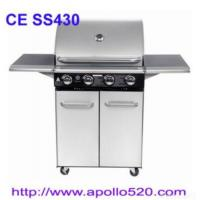 Cheap 4burner Outdoor Bbq Barbecue Stainless for sale
