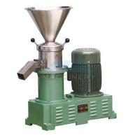 Cheap Sanitary food grinding machine stainless steel colloid mill peanut butter sesame paste colloid mill for sale