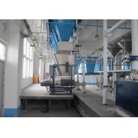 Cheap Batch Type Washing Powder Making Machine With Automatic Packing Machine for sale