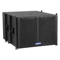 "Buy cheap double 12"" pro active line array speaker system LA22BE from wholesalers"