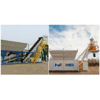 China CE certification! Best Quality Low Price Maintenance Of dry batch concrete plant on sale