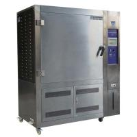 Cheap Environmental Climatic Tester , UV Lamp Accelerated Weathering Test Chamber for sale