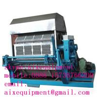 Cheap fully automatic egg tray moulding machine for sale