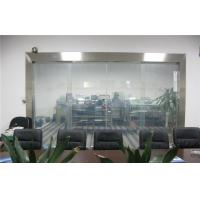 Cheap Milky White Switchable Privacy Glass CCC ISO CE , 1250mm x 3000mm for sale