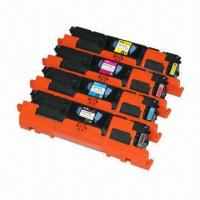 Cheap New Compatible Color Toner Cartridge Q3960/3961/3962/3963A for HP Laser Jet 2550/2820/2830/2840  for sale