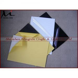 China Double Side Self-Adhesive PVC or Foam PVC for Photo Album,self adhesive PVC on sale