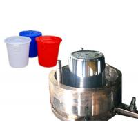 Cheap High Precision Plastic Bucket Mould 300 Thousand Times Life Time Corrosion Resistance for sale