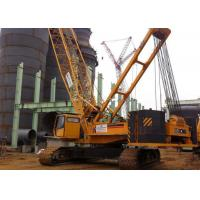 Buy cheap Knuckle Boom Length 81m Hydraulic heavy lifting cranes 150ton XGC150 from wholesalers