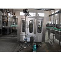 China Carbonated Soft Drink Filling Machine Automatic Rinsing Filling Capping on sale