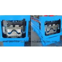 Buy cheap Auto Valley Flashing Ridge Cap Tile Roll Forming Machine from wholesalers