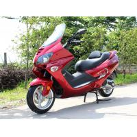 China 300cc CVT Water Cooled Engine Adult Motor Scooter Front Disc Rear Disc Brake on sale