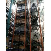 Cheap Coil Rollers Without Pallet Automated Storage And Retrieval System Up to 30M Height in Single Deep for sale