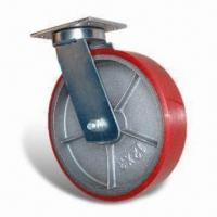 Cheap Heavy Duty Swivel Caster, Suitable for Material Handling Carts for sale