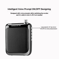 Cheap Tour guide microphone amplified speakers loudspeaker PA system for sale