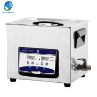 China Adjustable Heater Ultrasonic Cleaning Device 10L 300 X 240 X 150mm Tank Size on sale