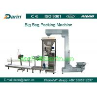 Cheap 5-50KG Big Bag Powder Filling Packing Machine with high efficiency for sale