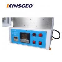 Quality 1φ、220v/50Hz Electronic Ventilated Aging Test Chamber For Heat Shrinkable Tubing / Industrial Oven wholesale