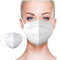 Cheap KN95 Anti Dust Ear Loop Disposable Face Protector Non-Woven Fabrics Safety Protection for sale