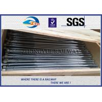 Quality GB Standard 8.8 Grade Railway HEX Bolt  24x3x1100mm with nuts and washers wholesale