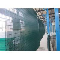 Buy cheap 3m High Galvanized Anti-Climp 358 Fence from wholesalers