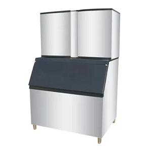 China 490W 60Hz 110V Commercial Ice Maker For Coffee Machine / Tea Shop on sale