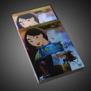 China wholesale disney MULAN dvd movie supplier wholesaler on sale