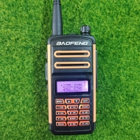 China BaoFeng Tri-Band two way radio 136-174Mhz 220-260Mhz&400-520Mhz amatuer handheld ham radio BF-918UV portable Walkie Talk on sale