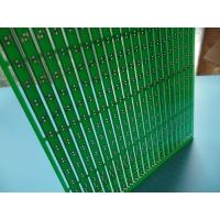 Cheap Long Strip 1oz double side pcb 20up per Panel Green HASL Pb Free wholesale
