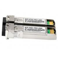 Cheap 1330nm 10G SFP+ Optical Transceiver LC Connector DDM For FTTX Network for sale