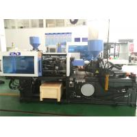China Double Colour Injection Moulding Machine , Rotary Pvc Sole Making Machine on sale