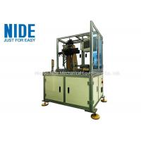 Buy cheap Full automatic single station 4 pole BLDC stator coil winding machine for sale from wholesalers