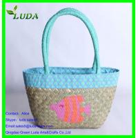 Cheap Mini sea grass stylish tote bag for sale