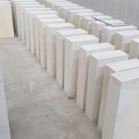 Cheap Refractory Material Fused Cast AZS Bricks Fire Bricks For Sodium Silicate Furnace for sale