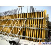 Buy cheap Professional Custom Concrete Column Formwork With H20 Wooden Beam And Steel Walers from wholesalers