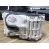 White / Grey Back Pain Relief Heat Belt , High - Class Cotton Fabric Air Back Brace