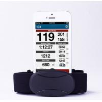 Cheap Bluetooth Product Development , Bluetooth 4.0 4.0 LE wireless Heart Rate Monitor Chest for sale