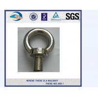 Cheap Railway Sleeper Forged Railway Bolt , M20 M22 Fish Bolts And Nuts for sale