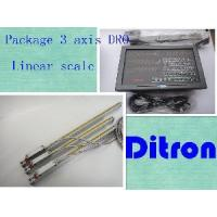 Cheap Milling Machine Digital Readout and Linear Scale (D60/-3MDC10) for sale