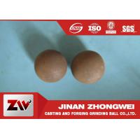 Cheap Custom 60mn Forged Steel Grinding Media Balls For Copper Mining wholesale