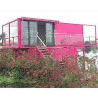 China 20FT Customzied Modular Prefabricated Container House for commercial on sale