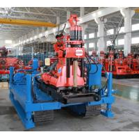 Cheap Spindle Rotary Crawler Drilling Rig High Torque 2760 N.m  More Speed Grade for sale