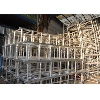 Cheap Aluminum Scaffolding Stage Lighting Modular Truss System Rust Resistance for sale