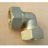 Cheap Elbow Compression Fitting for sale