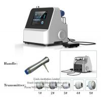 Cheap CE Listed Shokwave Therapy Machine For Joint Pain / Jumpers Knee / Painful Shoulder for sale