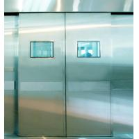 Cheap Automatic Hermetic Hospital Doors Double Leaf Operation Room Doors with Competitive Price for sale