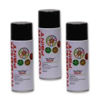 Buy cheap cool ,colorful 400ml Aerosol Rubber Car wheel hub paint Personality of car from wholesalers