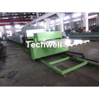 Cheap Simple Type PU Sandwich Panel Machine For Insulated Roof / Cold Room CE for sale