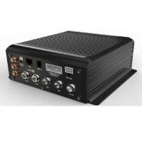 Cheap 4CH 3G Mobile DVR Portable Dvr Support Firebox As Mirror 8~36V Wide Voltage for sale