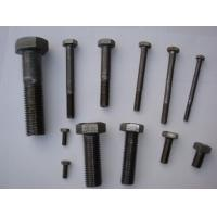 China Hexagonal Head Bolt Full Thread steel Bolts and Nuts hardware For Machine on sale