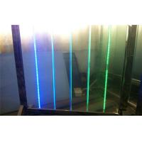 Cheap High Strength Decorative Glass LED Panels 4mm - 25mm For Hotel for sale